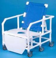 Bariatric Reclining Shower Chair - 650 Lbs Capacity
