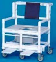Bariatric Shower Chair Commode
