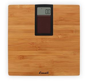 Extra Large Solar Display Bariatric  Bathroom Scale 400lb Capacity