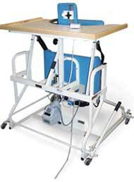 Bariatric Stand-In Rehabilitation Table