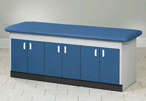 Bariatric Teatment Table Cabinets