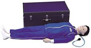Basic Full-Body CPR Manikin