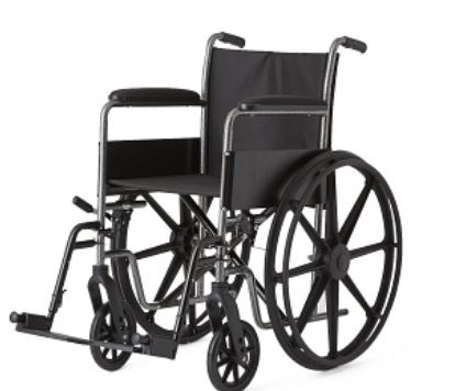 Basic Wheelchair 18 in Seat for MS3C-300WC