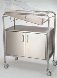 Bassinet 17in Cabinet