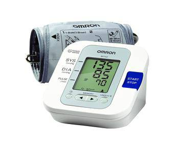 Battery Operated Automatic Blood Pressure Monitor