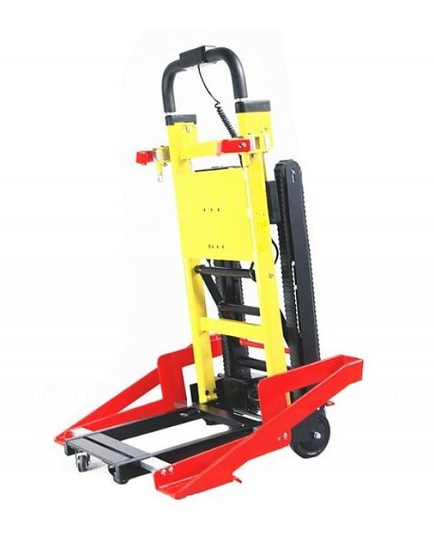 Battery Operated Climbing Trolly for Wheelchairs