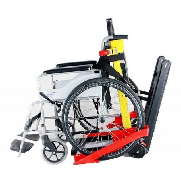 Battery Operated Climbing Trolly for Wheelchairs, QUICK SHIP