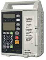 Baxter 6201 I.V. Pump - 3 Month Warranty