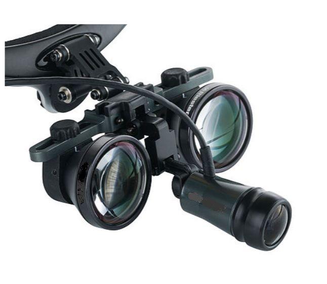 Binocular Loupes K-LED Portable Light System