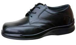 Stitched Oxford Diabetic Shoes for Men