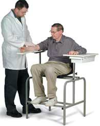 Tall Phlebotomy Chair