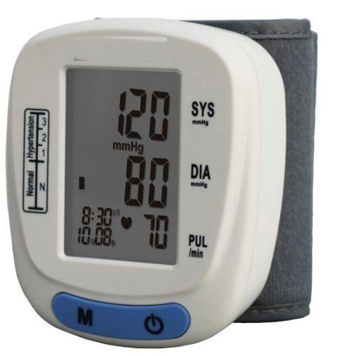Blood Pressure Monitor/Wrist