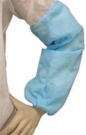Blue Sleeve w/ Elastic End