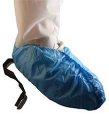 Blue Premium Composite Shoe Covers