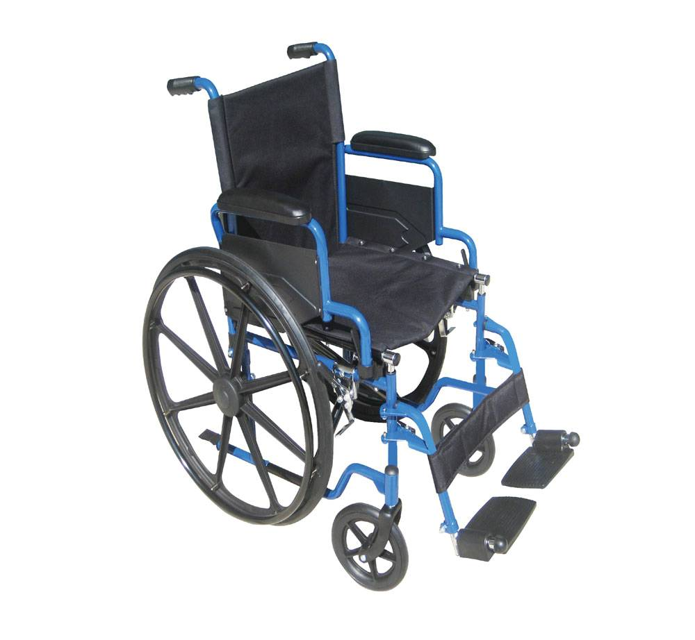 Blue Streak 18in Wheelchair