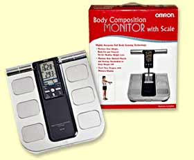 Body Composition Monitor w/Scale