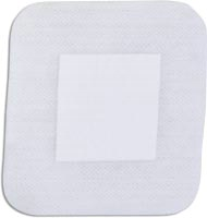 Bordered Gauze Dressing Pads
