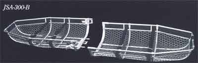 Break-Away Basket Stretcher