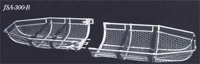 Break-Away Basket Stretcher