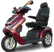 Deluxe Electric Mobility Scooter
