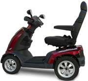 4-Wheeled Electric Mobility Scooter