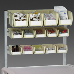 Bridge Storage Bins
