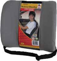 Bucket Seat Sitback Rest