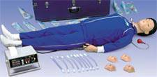 CPR Manikin with Memory Unit  Printer