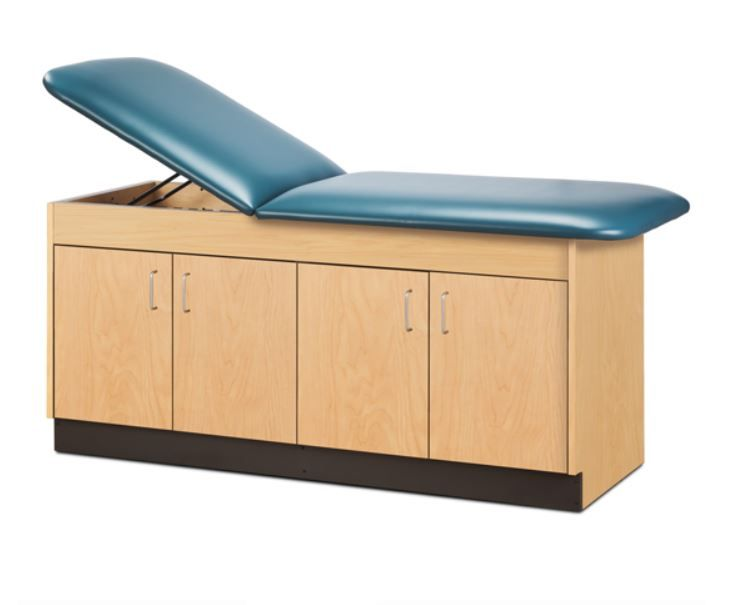 Cabinet Style Treatment Table w/ Storage Compartments 27in W