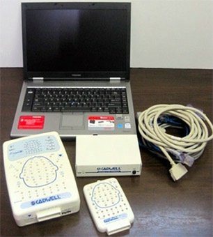 Cadwell Easy III PSG EEG System Refurbished