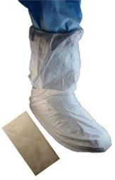 Calf Length Shoe Covers