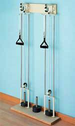 Exercise Chest Pulley Weights
