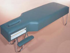 Chiropractic Adjustment Table with Armrests