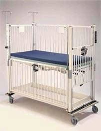Chrome ICU Child Crib