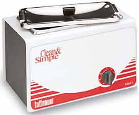 Clean  Simple 1 Gallon Ultrasonic Cleaner with Heater