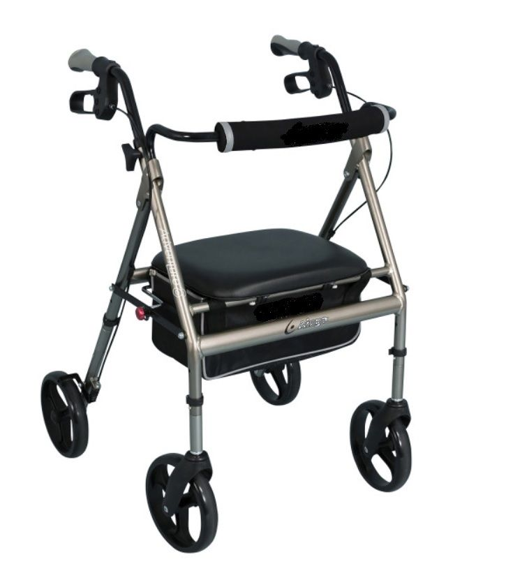 Comfort Plus Rollator with Carry All Bag