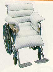 Comfort Wheelchair Pads