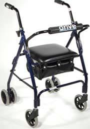 Comfortable Aluminum Rollator