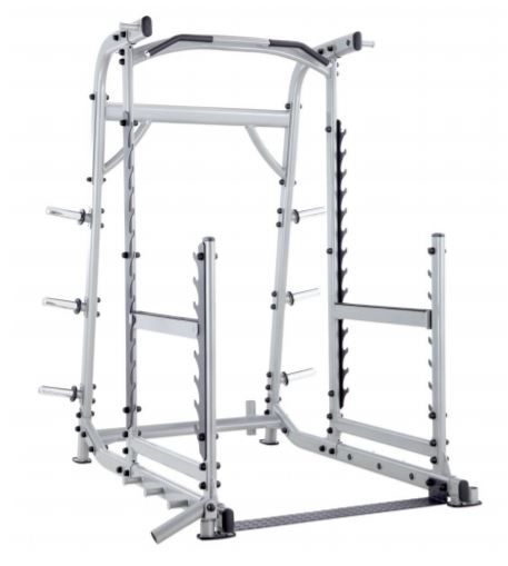 Commercial Olympic Press Rack