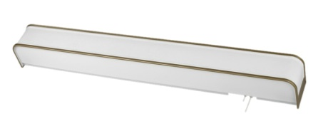Contemporary Overbed Light Decorative Accent Trim