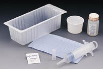 Contro-Piston  Syringe Irrigation Trays Sterile