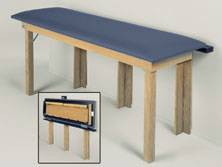 Wall Folding Treatment Table