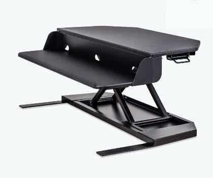 Corner Stand Up Desk Converter