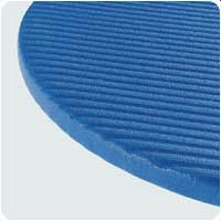 Corona Exercise Mat - Blue