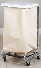 Cotton Drawstring Style Hamper Bag 18in