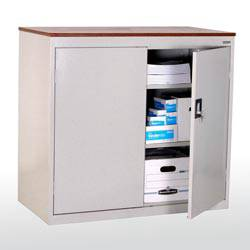 Counter Height Cabinet w/ Adj. Shelves