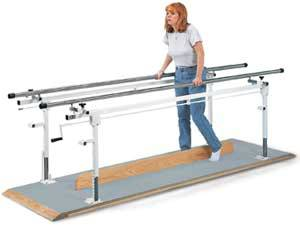 Crank Height Platform Therapy Bars