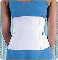 Criss Cross Lumbosacral Supports - XL
