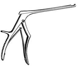 Crown-Kerrison Cervical Rongeur