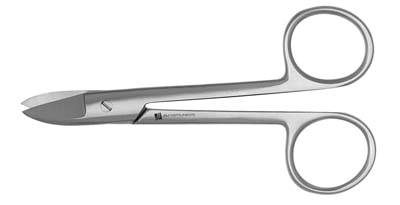 4.5in Curved Crown Scissors
